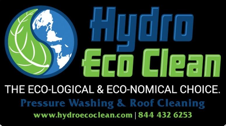 Black hydro logo